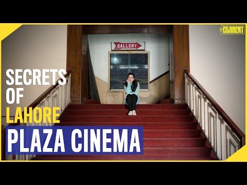 Plaza Cinema | Secrets of Lahore