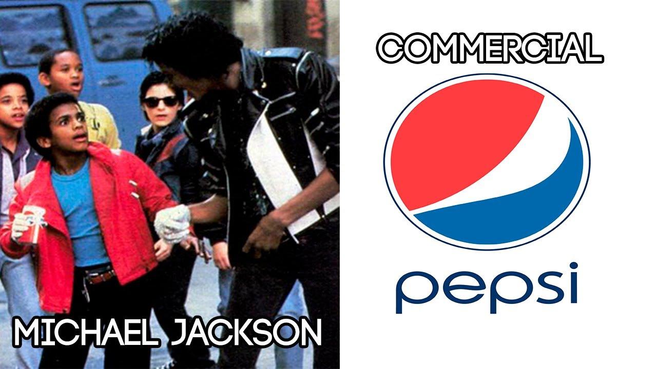 Michael Jackson Pepsi Generation ( Michael Jackson ...