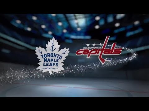 Toronto Maple Leafs vs Washington Capitals   October 17, 2017  Game Highlights  NHL 2017 18 обзор