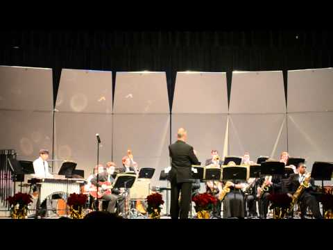 "Patterson Mill High School Jazz Band - ""I'll Be Home For Christmas"""