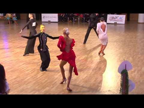 Junior Latin Final  10Dance Champiship 2016