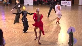 Junior Latin Final - 10-Dance Championship 2016