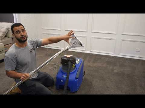 DIY Carpet Cleaning Machine - How To Use Britex