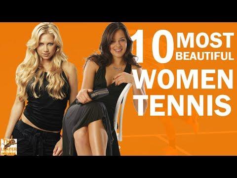 Top 10 Most Beautiful Women In Tennis (2019)