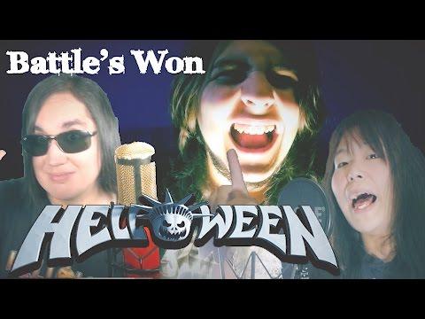 Helloween - Battle's Won (HALLOWEEN SPECIAL) ft. FRIENDS