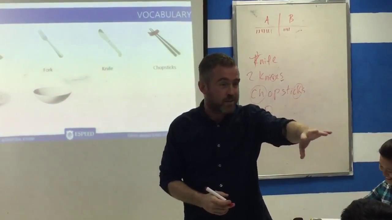 Học tiếng anh từ vựng theo chủ đề On The Menu | Ecorp English