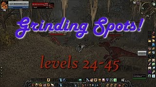 How to Level Fast with Grinding - Levels 24-45 - Nostalrius / Elysium 1.12