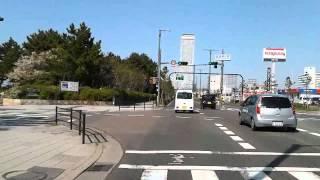 大阪府道63号線 りんくうゲートタワー