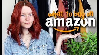FAVORITE THINGS ON AMAZON + RECENT BUYS (HAUL?)