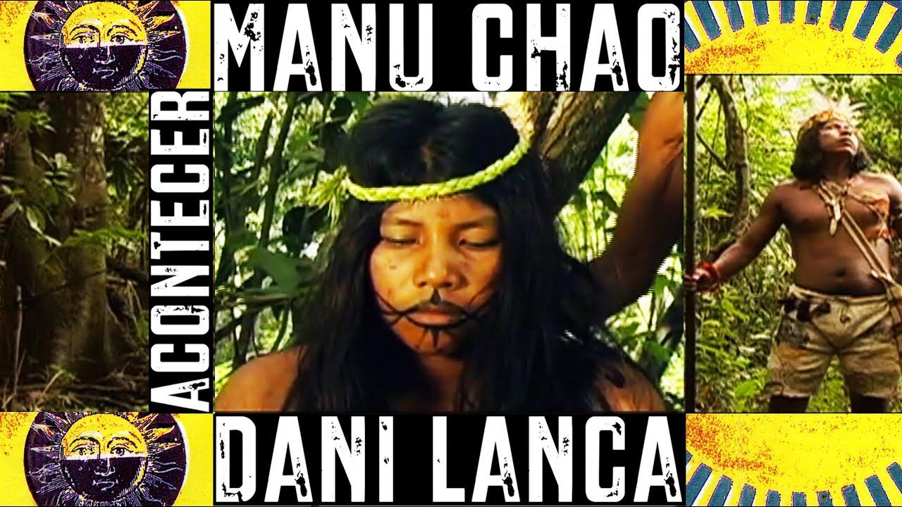 "Dani Lança y Manu Chao: ""ACONTECER"""