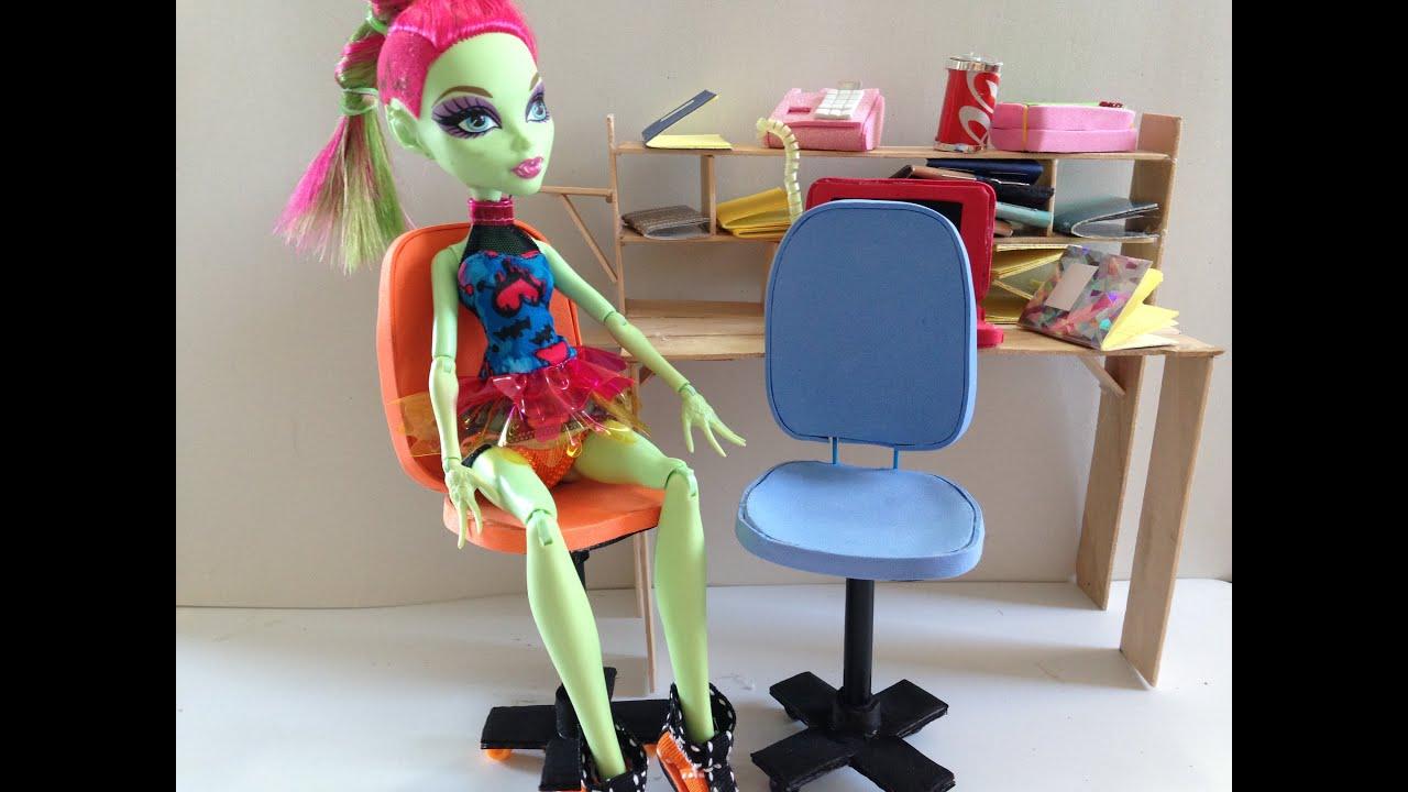 make barbie doll furniture. make barbie doll furniture
