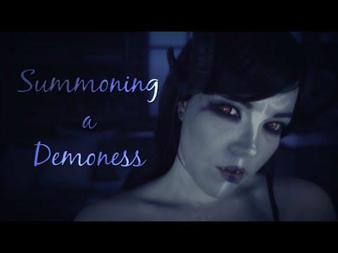 ☆★ASMR★☆ Summoning a Demoness