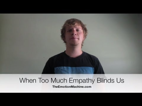 When Too Much Empathy Blinds Us