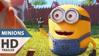 MOWER MINIONS Trailer 2 (Animation - 2016)