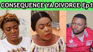 CONSEQUENCE YA DIVORCE Ep1 Théâtre Congolais; Masasi; Gabrielle, Daddy, Cardozo, Barcelone, Bijoux