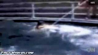 !!LARRY KING:KILLER WHALE VICTIM RELIVES ATTACK!! 2/25/2010