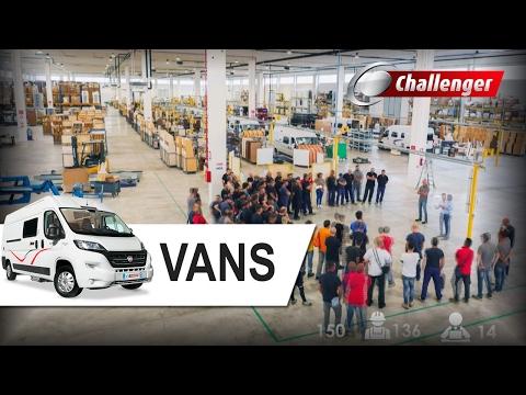Vans CHALLENGER - Nouvelle usine/New factory - 12 2016
