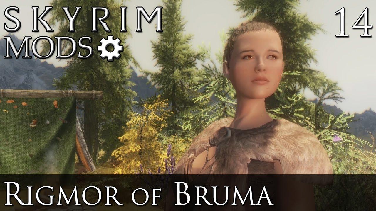 Skyrim Mods: Rigmor of Bruma - Part 14