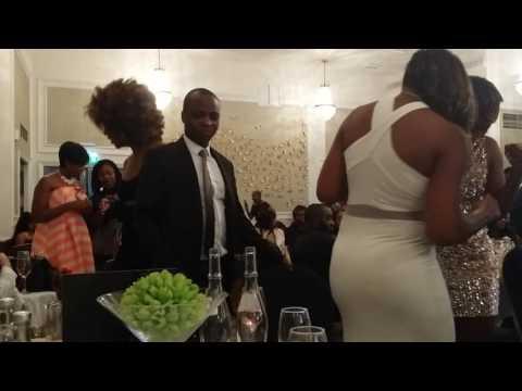 Lance And Mercy Guma At Miss World Zimbabwe 2017