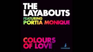 The Layabouts feat. Portia Monique - Colours Of Love