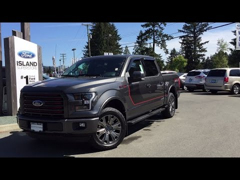 Innovative 2016 Ford F150 Lariat Special EditionSport PKG FX4 Supercrew 4X4