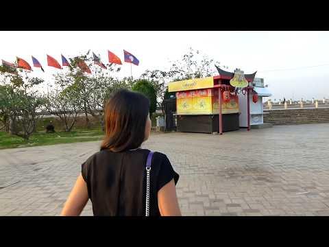 LAO 2019—Bye Bye Laos   Wattay Airport To Phnom Penh Airport