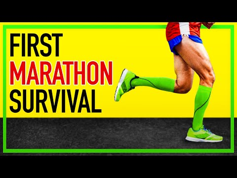 Running Your FIRST MARATHON? Don't make these BEGINNER mistakes...