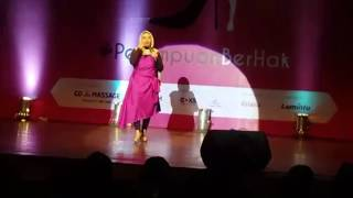 Ligwina Hananto Stand Up Comedy #PerempuanBerhak Disney Princess