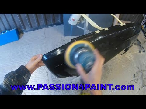 Part 2  How To Do An Effective Smart Repair Including Infared Heat Lamp Review From Fast Mover Tools