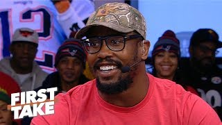 Von Miller agrees with NFL rules protecting QBs, says chip blocks should be penalties | First Take
