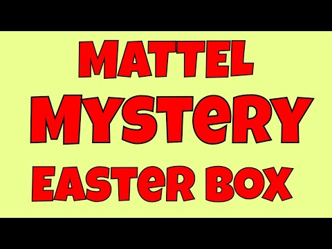 Surprise MYSTERY Box from Mattel TOYS Unboxing with CAM CAM and RY RY