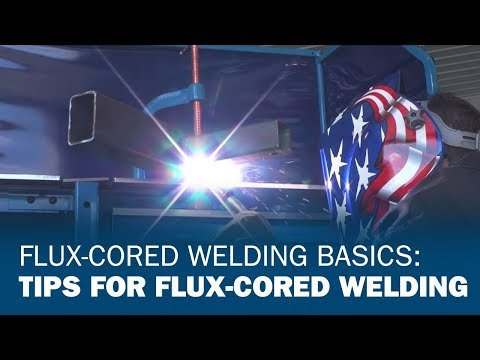Flux Cored Welding Basics