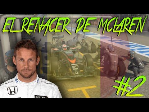 "F1 2016 ""EL RENACER DE MCLAREN HONDA"" | Jenson Button | Spa #2 | F1 2015 con MODS"