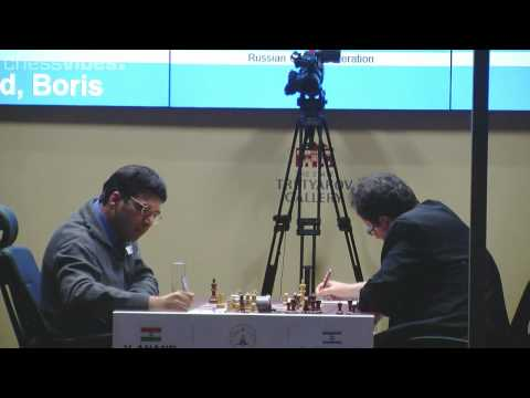 World Chess Championship 2012: Gelfand-Anand, game 7
