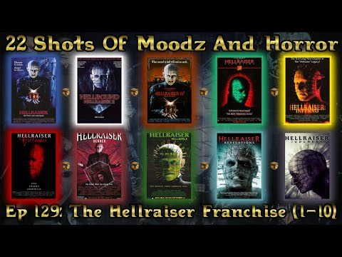 Podcast: Ep. 129 | The Hellraiser Franchise (1-10)