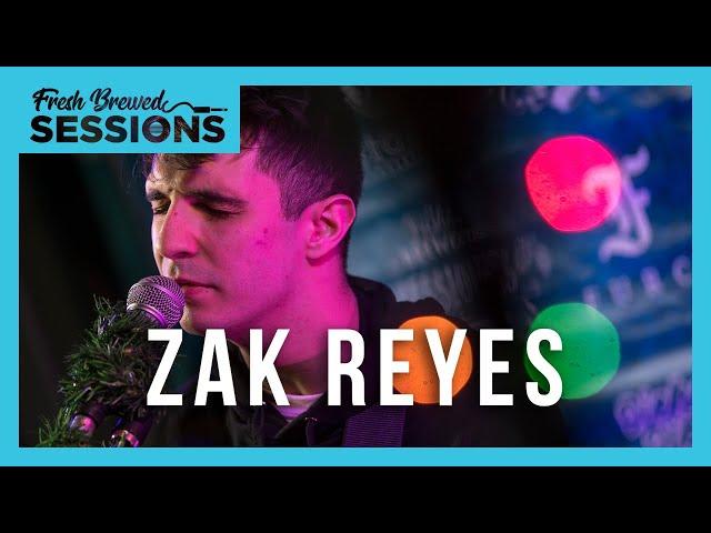 Fresh Brewed Sessions I Zak Reyes I Only One