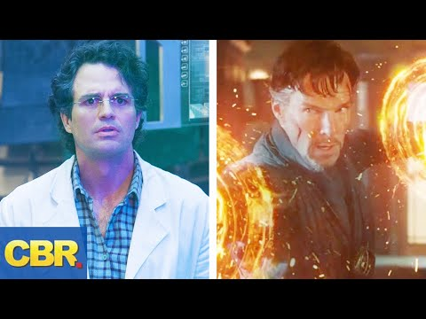 Marvel: This Is How Science And Magic Works Out In The MCU