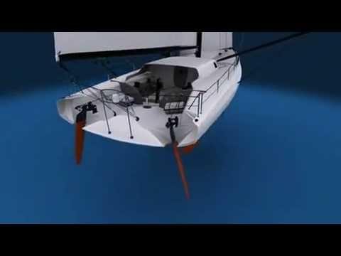 2012 Vendee Globe IMOCA 60 Yacht Details.