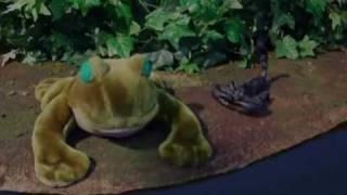 Frog & Scorpion Fable Parody - It