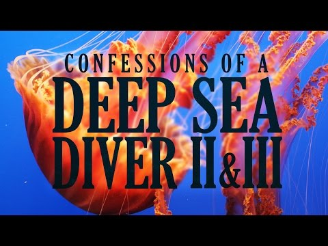 Confessions of a Deep Sea Diver: Parts 2 & 3,  by PizzND | r/nosleep | Narrated by Martin Yates