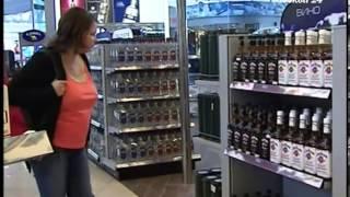 видео Покупка алкоголя в «Дьюти Фри»