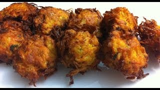 Gluten Free Vegetable Fritters - Simpley Cooking