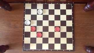 Решите шашечное задание №1