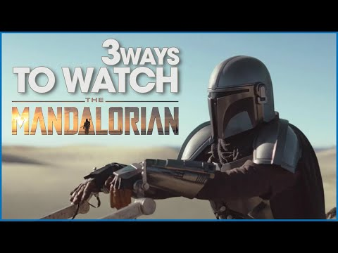 How To Watch The Mandalorian