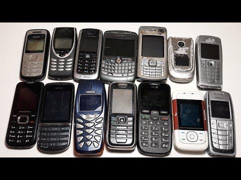 14 Retro Phone Nokia за 12$ долларов  Капсула времени одним лотом из Германии