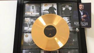 Kollegah - Legacy Gold Award Unboxing