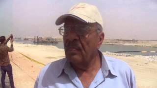 شاهد فيديو بطل أكتوبر أحمد حسونة فى قناة السويس وماذا قال عن الجيش والسيسي