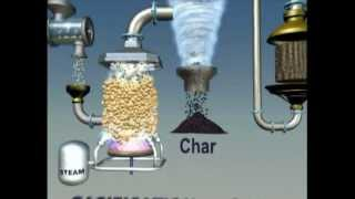 Thermochemical Conversion of Biomass to Biofuels via Gasification