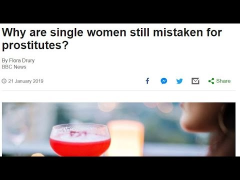 Eastern european tries to grasp the hardships women face in the UK