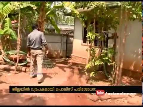 Asianet News Impact: Police raid in Unauthorised working borewell  in Kollam